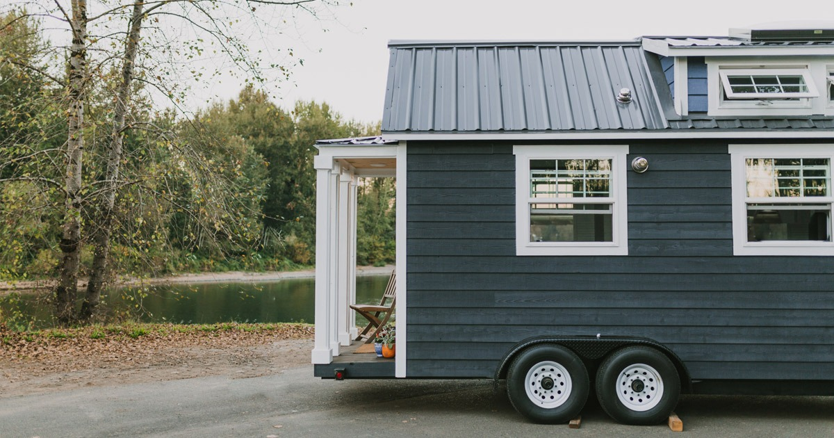 tiny houses als wohnmodell für singles