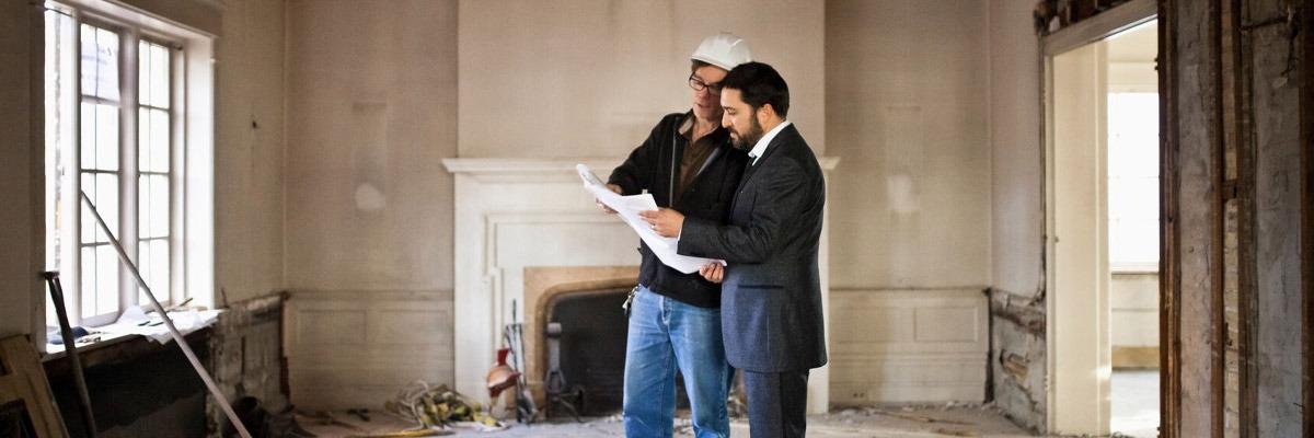 Wohnpaket Umwandlung in Eigentum