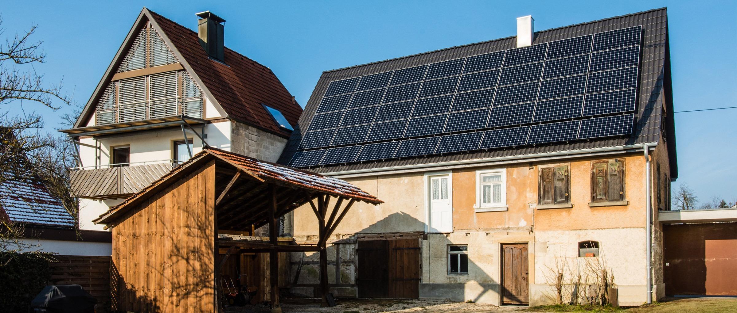 Konjunkturpaket Gebäudesanierung eeg solar